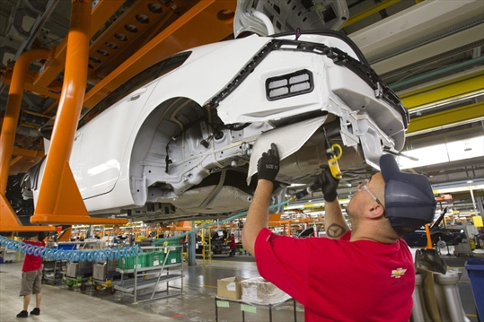North American Automakers Expected To Ramp Up Production