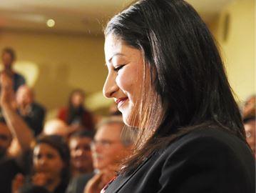 MP Maryam Monsef
