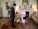 Trudeau meets Queen in London-Image1