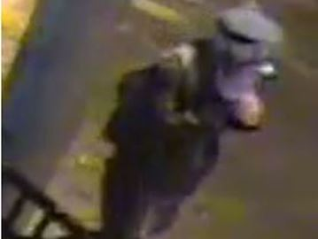 Suspect wanted in attempted robbery