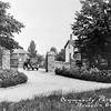 Entrance to the Brooklin Community Park ca. 1924