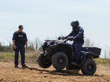 ATV enforcement