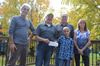 Tottenham's Worrod family continues to give back