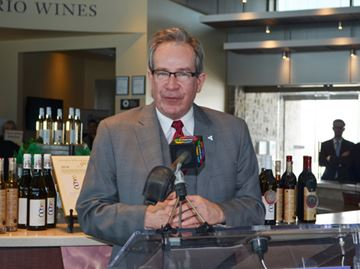 Ontario renews grape and wine strategy