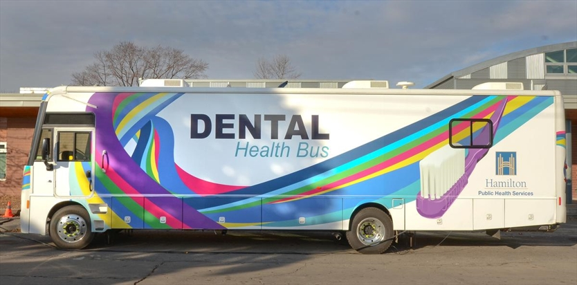 Hamilton could be operating two dental buses to provide oral care to low-income seniors across city