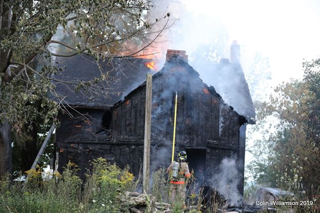 Scugog home destroyed in 'suspicious' fire