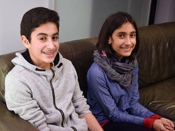 Jamani siblings