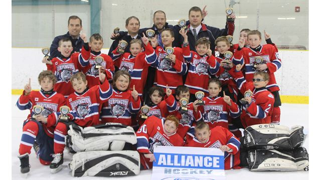 Burlington Bulldogs, Teams, Minor A/AE