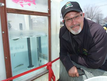 Attendance down at Orillia Perch Festival