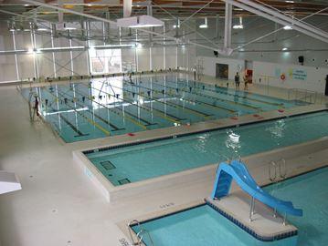 Pool closed for repair