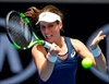 Konta kicks things off at Australian Open, Day 4-Image1