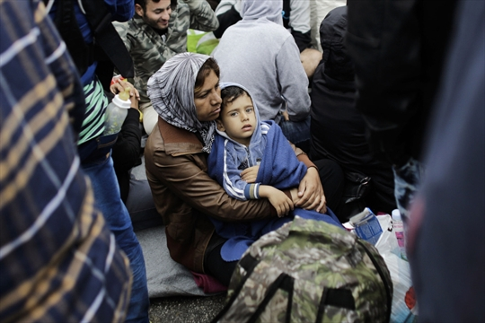 Opinion refugee crisis a portent of things to come for Portent jobs
