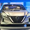 Nissan Vmotion concept world debut in Detroit