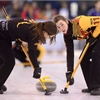 Gryphon curling women