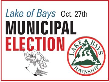 Lake of Bays Votes 2014