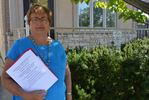 Gail Bosma, Flamborough Food Bank