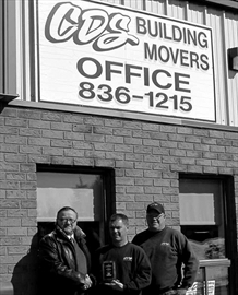 Recognition for Stittsville firm for moving building– Image 1