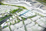 Toronto Pearson Mega Hub