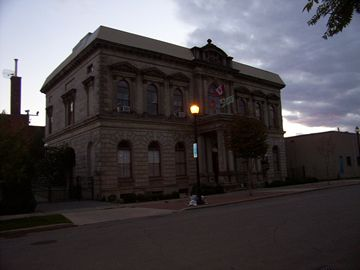 Ghost Hunt Night at The Custom House (WAHC)