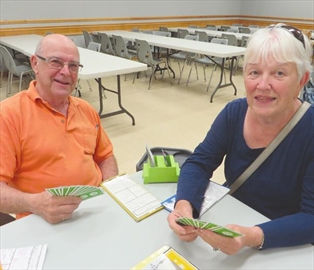 Playing duplicate bridge has many benefits for this local couple– Image 1