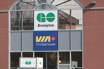 Metrolinx buys station