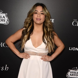 Fifth Harmony's Ally Brooke attacked on stage -Image1