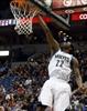 Wiggins dunks