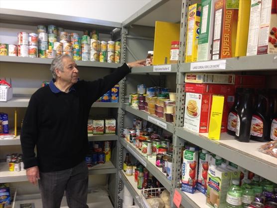 Food Bank Volunteer In York Region