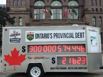 Debt rising