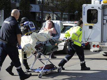 Neighbours recall erratic behaviour of Burlington standoff suspect
