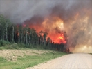 Saskatchewan fires force over 3,000 from homes-Image1