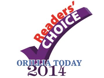 Orillia Today 2014 Readers' Choice Awards