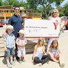 Midland car club revs up support for YMCA