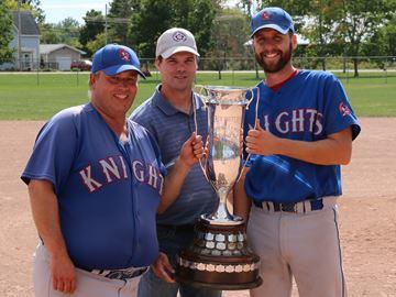 New Lowell Knights win NDBL championship