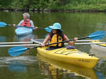 Paddling event near Alliston raises money for Abilities in Motion
