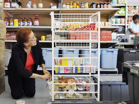 Food Bank Volunteer Durham Region
