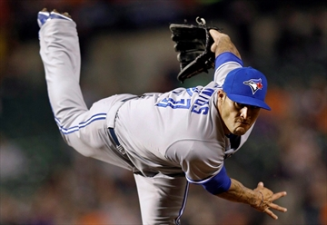 Blue Jays designate Santos for assignment-Image1