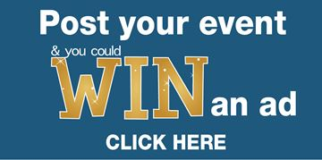 Post your event to Simcoe.com and you could win a free ad