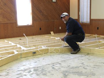 Meaford council chambers renovation a big improvement