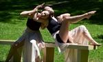 Dance in park