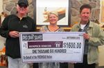 Fred Grant Squares help Hospice Simcoe in Barrie