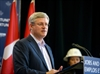Harper: Hard line on Hamas, Russia and China-Image1