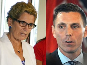 Wynne and Brown