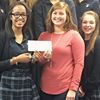 St. Theresa's students scare up funds for cancer support centre