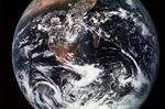 THE VIEW OF EARTH