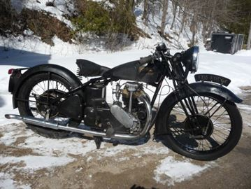 1935 Rudge Ulster Contributed photo The Town of Wasaga Beach has purchased a rare vintage 1935 Rudge Ulster motorcycle that used to race on the shores of Wasaga Beach at a cost of $30,625.