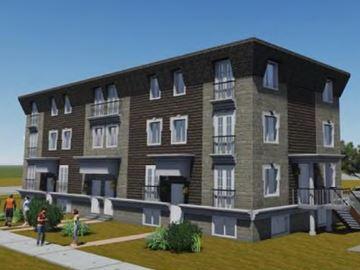 Townhouse plan