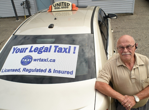 United Taxi Kitchener On