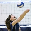 District 10 girls volleyball St. James vs. Bishop Mac