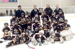 Tyke 2 Eagles consolation champs